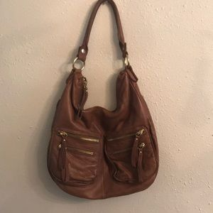 Linea Pelle Dylan shoulder bag